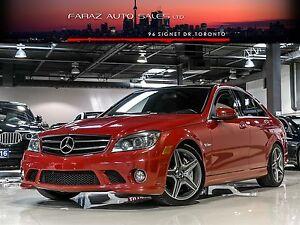 2011 Mercedes-Benz C63 AMG NAVI REAR CAMERA PUSHSTART