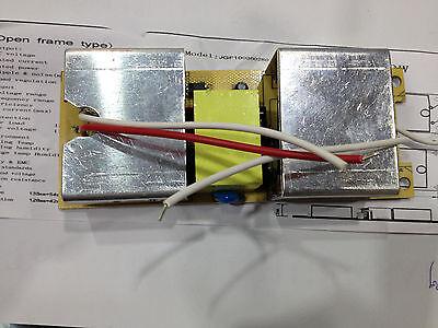 Ac Power Driver For 100w High Power Led Light Ac100v-250v 2.8a Output 30v-36vdc