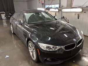 2016 BMW 428i GRAND COUPE XDRIVE CUIR TOIT NAV
