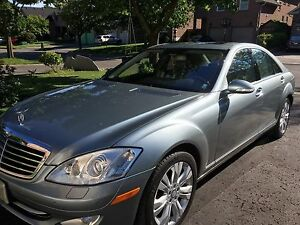 2009 Mercedes Benz - S450 - 4Matic