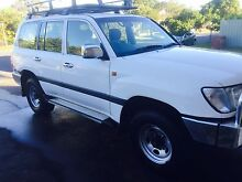 Toyota Land-cruiser Diesel 2002 Miami Gold Coast South Preview