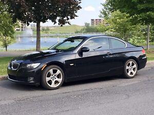 Très belle BMW coupée