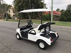 Club Car Golf Cart - 15 month old batteries - good condition Caboolture Caboolture Area Preview