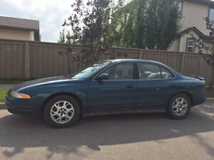 2002 Oldsmobile intrigue GL four-door $1100