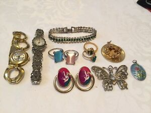 Vintage Jewellery Lot