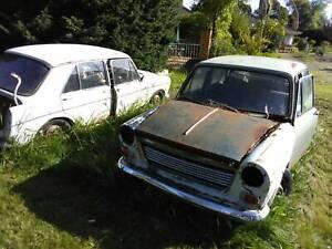 1965 Morris 1100 Manual Sedan