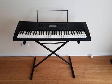 Casio CTK3000 keyboard