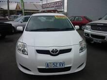 FROM $48 P/WEEK ON FINANCE* 2009 Toyota Corolla Hatchback Devonport Devonport Area Preview