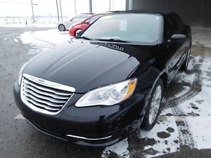 2012 Chrysler 200 A/C, MAGS, NAVI, CRUISE, BLUETOOTH, SIÈGES CHA