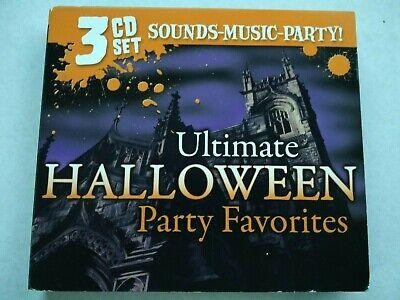 Music Halloween 3 (Ultimate Halloween 3 CD Set)