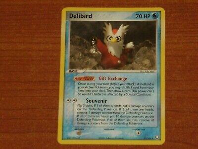 Pokemon Card: DELIBIRD #21/109 HP70 EX-Team Rocket Returns Non-Holo Rare WOTC
