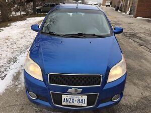 2009 Chevy Aveo 5