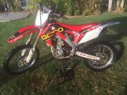 2012 Crf250r Corindi Beach Coffs Harbour Area Preview