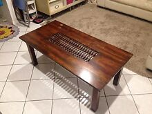 Wooden Bali Style Coffee Table Palm Beach Gold Coast South Preview