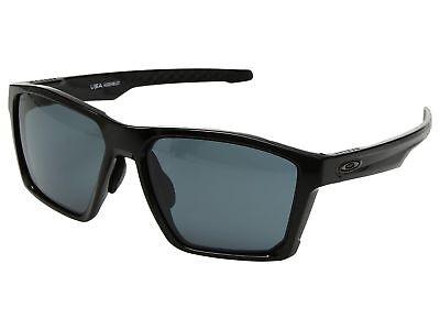 Oakley Targetline Asian Fit Sunglasses OO9398-0158 Black Prizm Grey 9398 01
