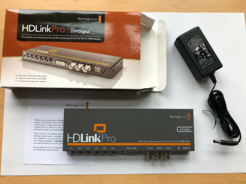 Blackmagic Design HDLinkPro