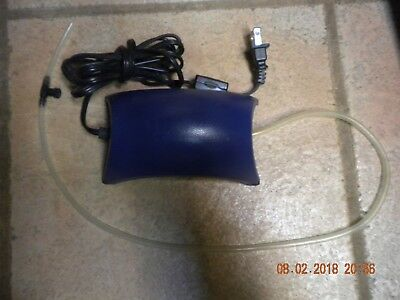Whisper 20 Quiet Air Pump for Aquarium with Instructions