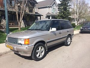 Range Rover - clean, reliable , low Kms