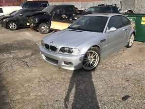 Parting out my 2004 BMW M3
