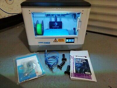 Flashforge Dreamer Fully Enclosed 3D Printer dual extruder.