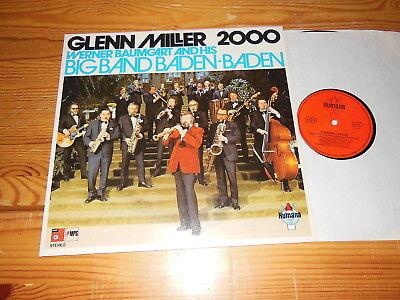 WERNER BAUMGART - GLENN MILLER 2000 / HUMANA-LP (EX)