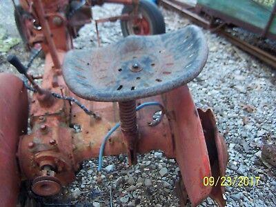International Farmall Cub Tractor Seat Assm