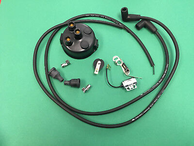 John Deere M Mt Mc 40 420 430 320 330 Tractor Ignition Complete Tune Up Kit