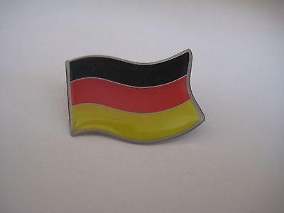 Germany German Flag - Pin Badge Tie Tack