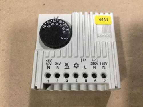 Rittal SK 3110 Adjustable Enclosure Thermostat #14T12