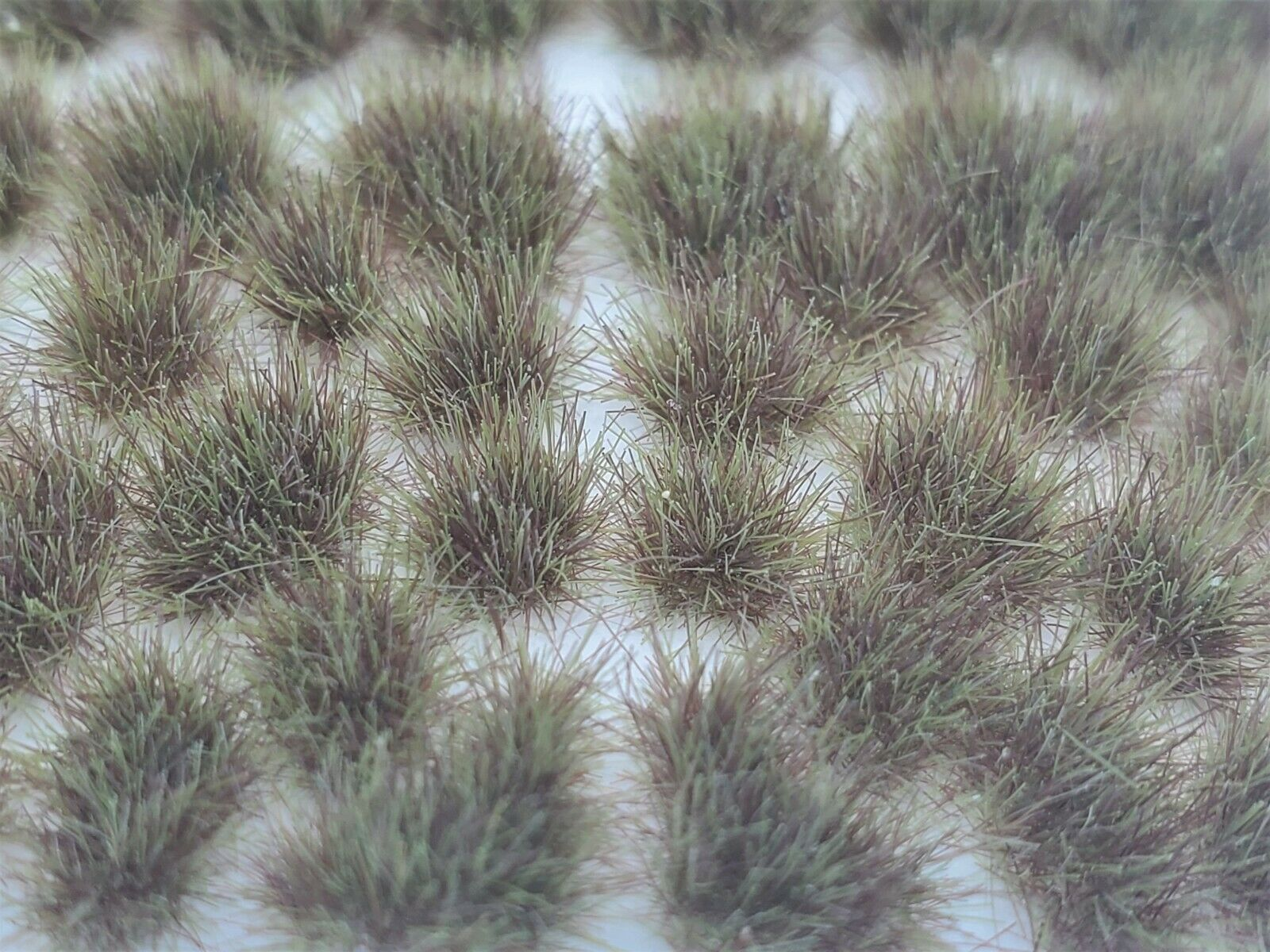 Self Adhesive Static Grass Tufts- Miniature Scenery/Terrain-Dry Steppe Grass