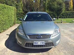 2007 Ford Mondeo Zetec MA Auto in mint condition Isabella Plains Tuggeranong Preview