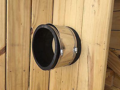 Fernco 1003-88rc 8 X 8 Flexible Coupling Shear Ring