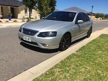 Ford BF Fairmont Ghia 2007 MKll Sports shift 6 speed Auto Leather...!! Seaford Meadows Morphett Vale Area Preview