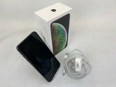 Apple iPhone XS Max - 64GB - Space Grey (Vodafone) A2101 (GSM) #8038495