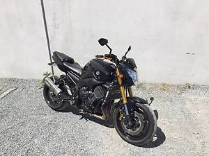 Yamaha FZ8N with heaps of extras Ashmore Gold Coast City Preview