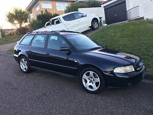 Audi A4 wagon 1.8 Turbo 2001 model Marks Point Lake Macquarie Area Preview