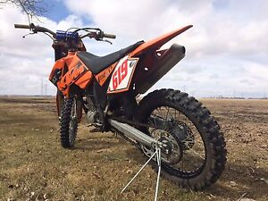 KTM 250 SXF dirtbike for sale!