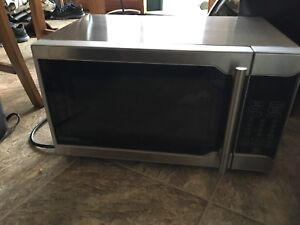 Apartment sized microwave