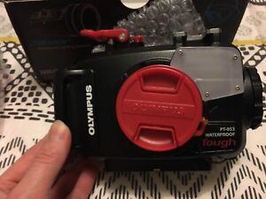 Case de protection pour caméra