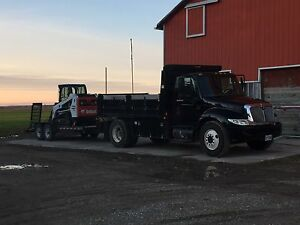 Dump truck for hire/ material Deliveries  Stratford Kitchener Area image 1