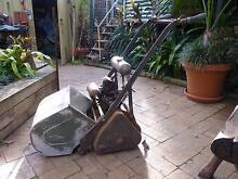 ATCO VINTAGE REEL LAWN MOWER Modbury North Tea Tree Gully Area Preview