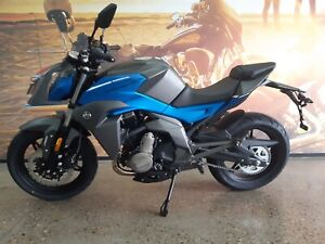 CFMoto 650NK ABS LAMS Athens Blue NEW - ONLY $6,790 Ride Away  Underwood Logan Area Preview
