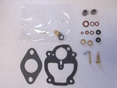 Allis Chalmers B C Ca D10 D12 Wd45 Wf 190 190xt Carburetor Kit W Zenith Carb