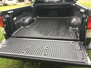 Truck Bed liner,  out of Toyota Tundra Double Cab.