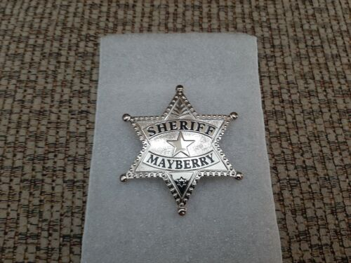 ReplicaAndy Taylor (Andy Griffith) Mayberry-- Andy Griffith Show--- Movie prop