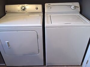 Laveuse/Washer kenmore et Sécheuse/Dryer Maytag