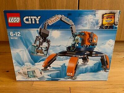 Lego City Arctic Ice Crawler - 60192 - Brand New and Sealed