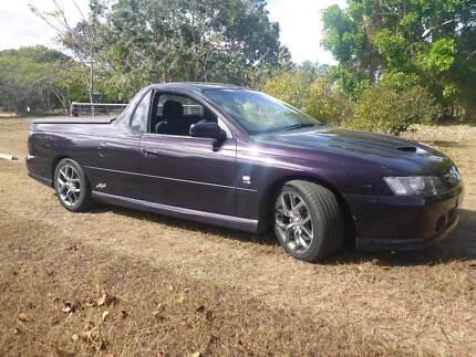 2003 Holden SS Ute Walkamin Tablelands Preview
