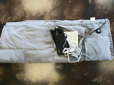Portable Super Fast Heating Blanket Battery Powered Electric Heated Blanket Body