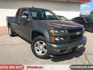 2010 Chevrolet Colorado LT | LOW KMS | ONE OWNER